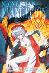 Neon Genesis Evangelion 3-in-1 Edition, Vol. 2