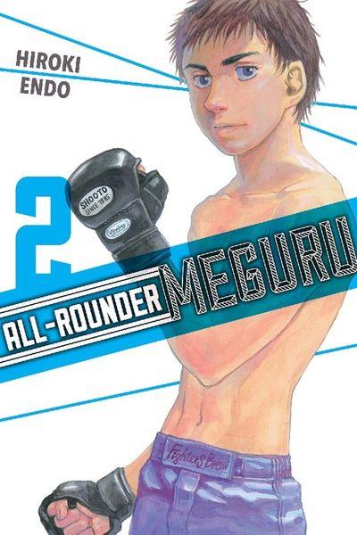 All-Rounder Meguru Volume 2