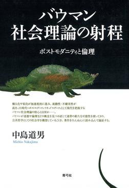 バウマン社会理論の射程 ポストモダニティと倫理-電子書籍