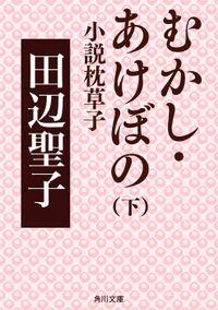 むかし・あけぼの 下 小説枕草子