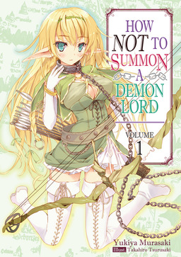 How NOT to Summon a Demon Lord Light Novel