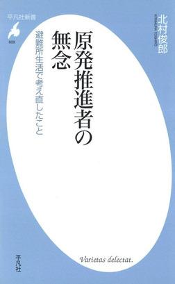 原発推進者の無念-電子書籍