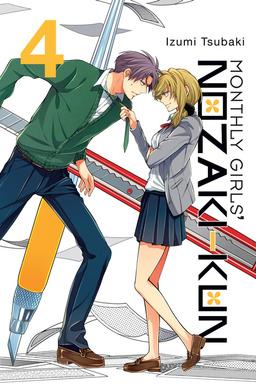 Monthly Girls' Nozaki-kun, Vol. 4