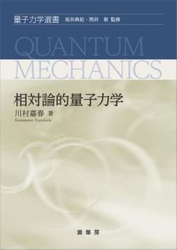 相対論的量子力学-電子書籍
