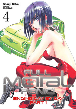Full Metal Panic! Volume 4