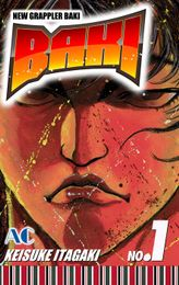 [Bundle Set 33% OFF] BAKI, Volume 1-3