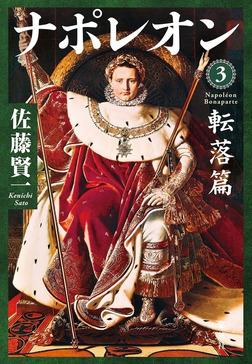 ナポレオン 3 転落篇-電子書籍