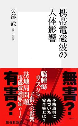 携帯電磁波の人体影響-電子書籍