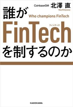 誰がFinTechを制するのか-電子書籍