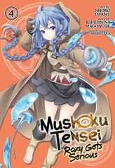Mushoku Tensei: Roxy Gets Serious Vol. 4