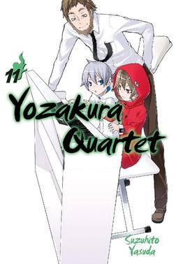 Yozakura Quartet Volume 11-電子書籍