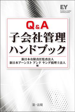 Q&A子会社管理ハンドブック-電子書籍