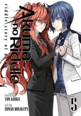Akuma no Riddle Vol. 5