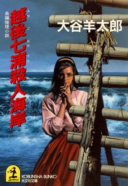 越後七浦(えちごななうら)殺人海岸-電子書籍