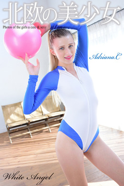 北欧美少女 Adriana.C 写真集-電子書籍