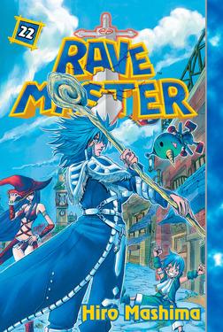 Rave Master Volume 22-電子書籍