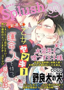 Splush vol.30 青春系ボーイズラブマガジン-電子書籍