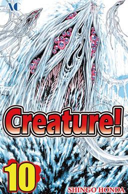 Creature!, Volume 10
