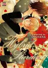 Hybrid Stardust (Yaoi Manga), Volume 1
