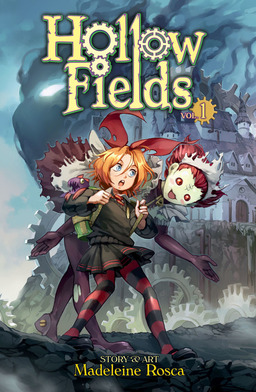 Hollow Fields (color) Vol. 1