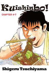 Kuishinbo!, Chapter 4-7