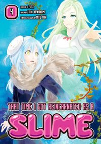That Time I Got Reincarnated as a Slime Volume 4