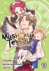 Mushoku Tensei: Jobless Reincarnation Vol. 9