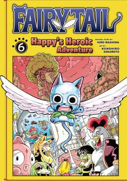 Fairy Tail: Happy's Heroic Adventure 6