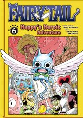 Fairy Tail: Happy's Heroic Adventure 6