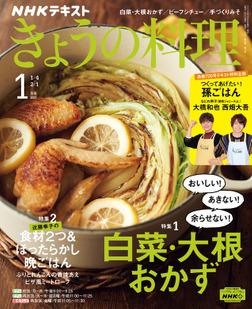 NHK きょうの料理 2021年1月号-電子書籍