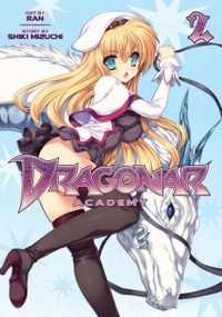 Dragonar Academy Vol. 2