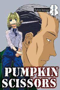 Pumpkin Scissors Volume 8