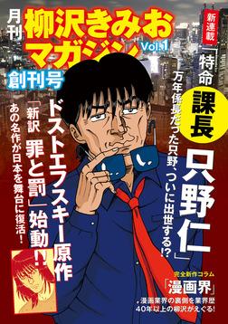 月刊 柳沢きみおマガジン Vol.1 創刊号-電子書籍