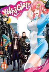 Yokai Girls Vol. 11