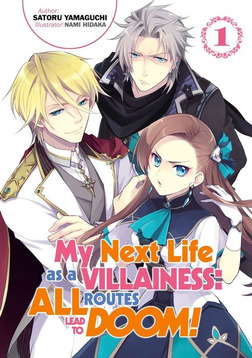 My Next Life as a Villainess: All Routes Lead to Doom! Volume 1-電子書籍
