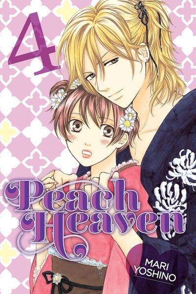 Peach Heaven Volume 4