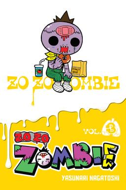 Zo Zo Zombie, Vol. 3