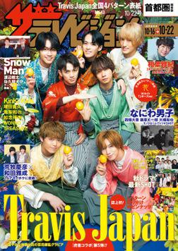 ザテレビジョン 首都圏関東版 2021年10/22号-電子書籍