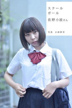 スクールガール 佐野小波さん-電子書籍