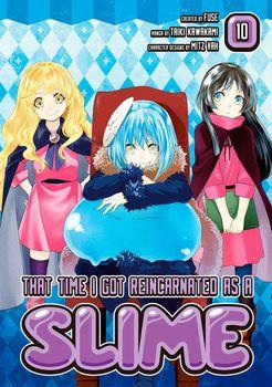 That Time I Got Reincarnated as a Slime, Vol  1 (Tensei