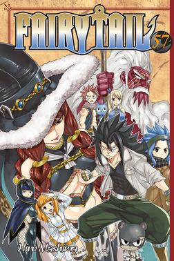 Fairy Tail 57-電子書籍