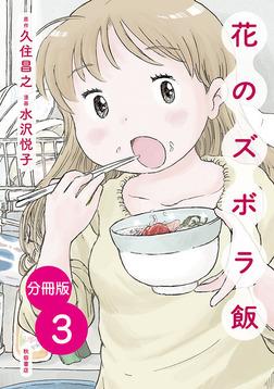 【分冊版】花のズボラ飯 3-電子書籍