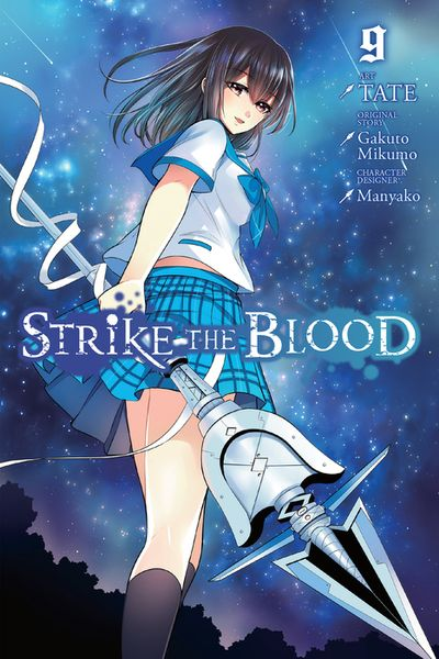 Strike the Blood, Vol. 9