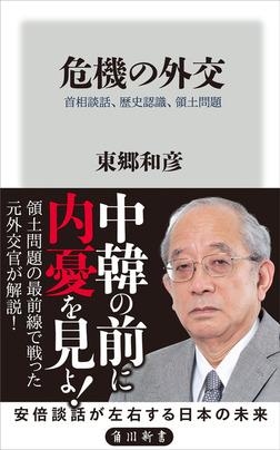 危機の外交 首相談話、歴史認識、領土問題-電子書籍