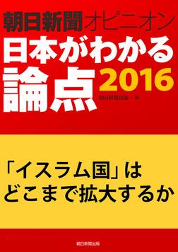「イスラム国」はどこまで拡大するか(朝日新聞オピニオン 日本がわかる論点2016)-電子書籍