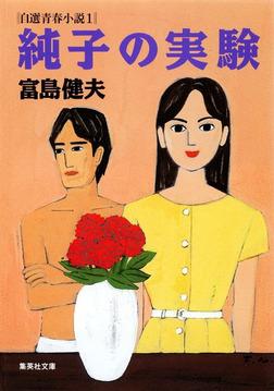 純子の実験 自選青春小説1-電子書籍