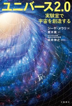 ユニバース2.0 実験室で宇宙を創造する-電子書籍