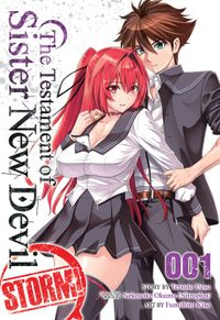 The Testament of Sister New Devil STORM!