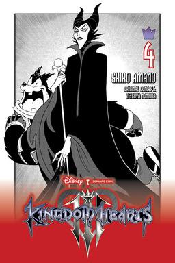 Kingdom Hearts III, Chapter 4