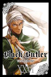 Black Butler, Vol. 26
